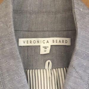 Veronica Beard up collar blazer